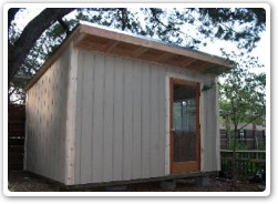 8 x 12 Reverse Lean-to