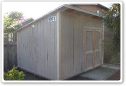 10 x 12 Reverse Lean-To
